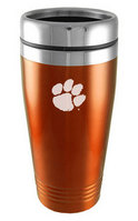 Clemson Tigers Travel Tumbler