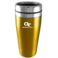 Georgia Tech Travel Tumbler