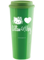 Hello Kitty Fluffy Travel Mug