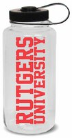 Rutgers Scarlet Knights Nordic Company Widemouth Nalgene Bottle