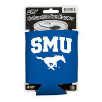 SMU Mustangs Collapsible Can Hugger