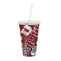 Spirit Tumbler with Colormax insert & Straw