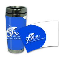 50th Anniversary Stainless Steel Tumbler