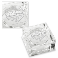 Square Shaped Optic Crystal Box (Online Only)