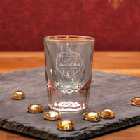 Rivalry 150 Fluted Shot Glass