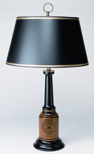 Heritage Lamp Solid Maple Hardwood