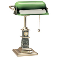 CSI Bankers Lamp