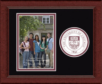 University of Chicago Churchill Classics Vertical Logo Photo Frame