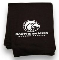 Southern Mississippi Eagles Sweatshirt Blanket from MV Sport