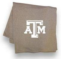 Texas A&M Aggies Sweatshirt Blanket from MV Sport