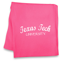 Texas Tech Red Raiders Sweatshirt Blanket from MV Sport