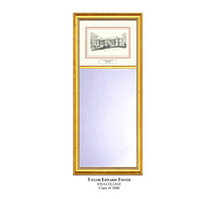 Pen & Ink Wall Mirror