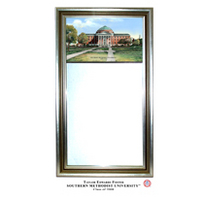 SMU Mustangs Full Color Wall Mirror