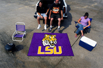 LSU Tigers Area Rug from Fanmats