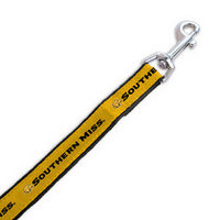 Southern Mississippi Eagles Woven Pet Leash