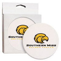 Southern Mississippi Eagles MCM ColorMax Stone Coasters