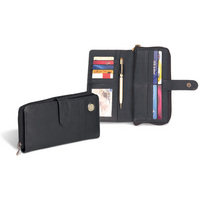 CSI Ladies Leather Wallet