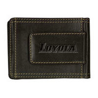 Navigator Wallet with Money Clip