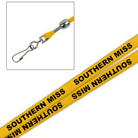 Southern Mississippi Eagles Printed Lanyard