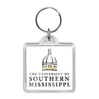 Southern Mississippi Eagles Acrylic Keychain