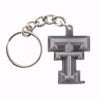 Texas Tech Red Raiders Keychain