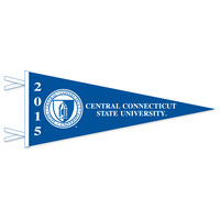 Grad Year Flocked Pennant 2015