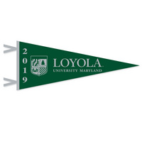 Grad Year Flocked Pennant 2019