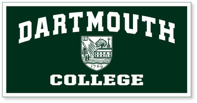 Horizontal Logo Banner from Collegiate Pacific