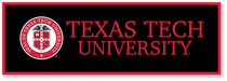Texas Tech Red Raiders Collegiate Pacific Banner