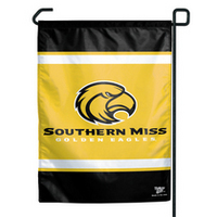 Southern Mississippi Eagles Garden Flag from Wincraft