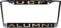 UCF Knights Laser Magic License Plate Frame