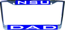 LICENSE PLATE FRAME ACRYLICDAD