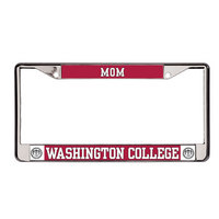 Colormax Chrome License Frames Mom