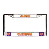 Colormax Chrome License Frames Alumni
