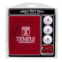 Temple Embroidered Towel Gift Set from Team Golf