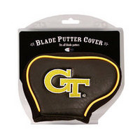 Georgia Tech Fleece Putter Cover