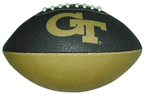 Georgia Tech Baden Autograph Football