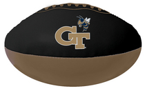 Georgia Tech Baden Mini Rubber Football