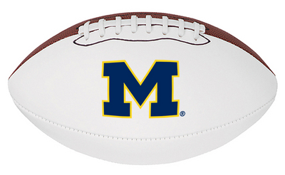 Baden Official Size Autograph Football
