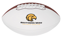 Southern Mississippi Eagles Baden Official Size Autograph Football