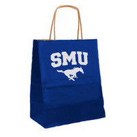 SMU Mustangs Small Gift Bag