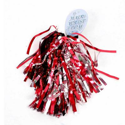 Texas Tech Red Raiders Shimmer Hair Pom