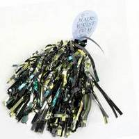 Southern Mississippi Eagles Shimmer Hair Pom