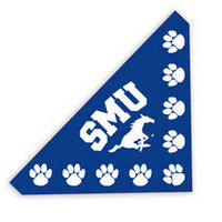 SMU Mustangs Pet Bandana