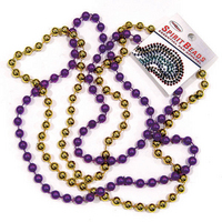 LSU Tigers School Spirit Beads