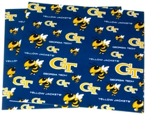 Georgia Tech Gift Wrap