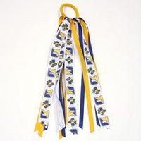 Delaware Blue Hens Pony Tail Holder