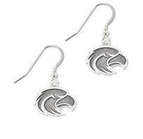 Southern Mississippi Eagles Legacy Charm Post Earrings