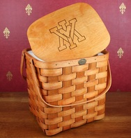 Peterboro Tailgate Cooler Basket