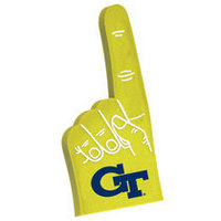 Georgia Tech Foam Finger